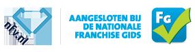 Bakkertje Bol Franchise footer logo's