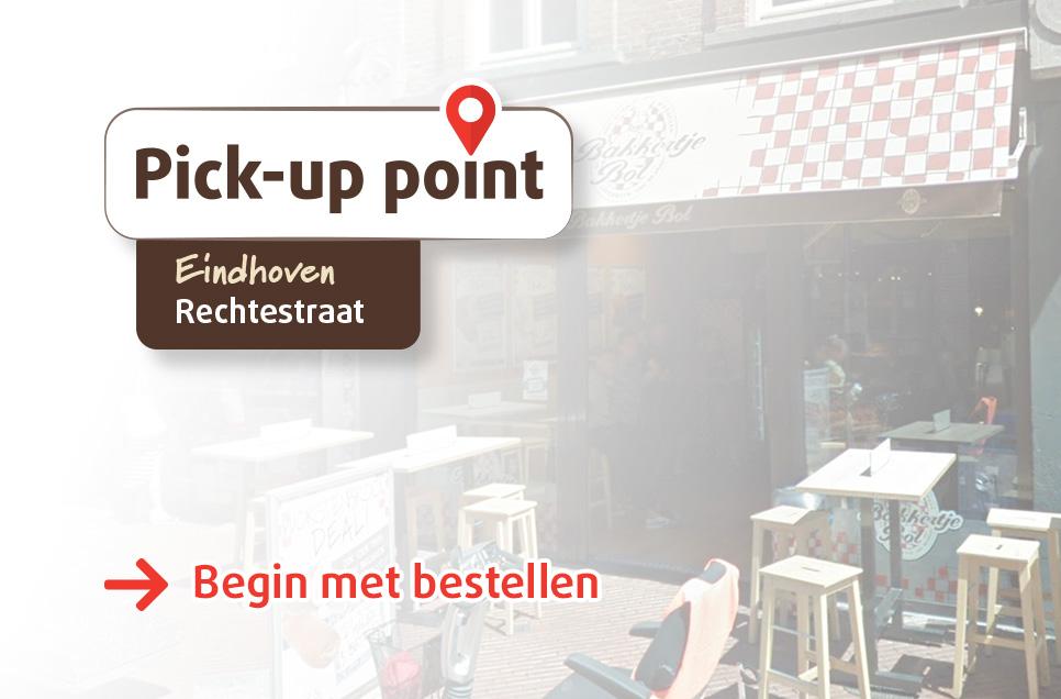 Bakkertje Bol_Pickup Point_Eindhoven_Rechtestraat