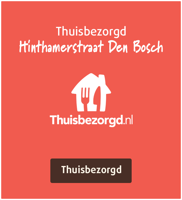 Thuisbezorgd Hinthamerstraat